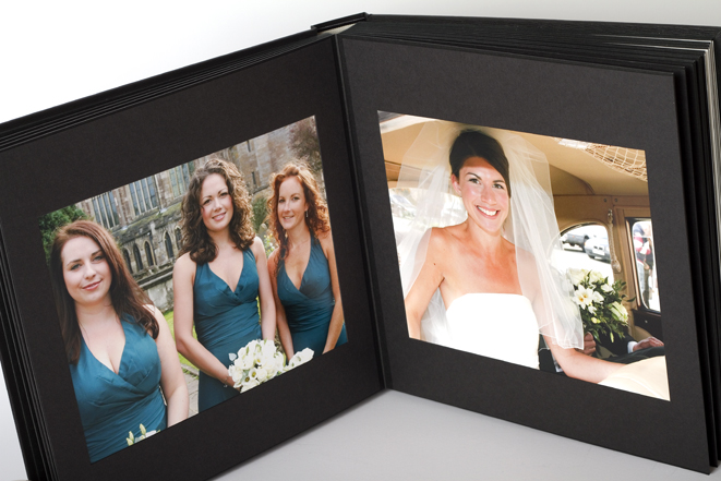 Or A More Classic Wedding Album Holding All Those Special Photographs